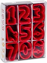 Städter 171909 - Stampo per biscotti, colore: