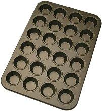 Städter 488052 - Teglia per Muffin con 24 stampi,