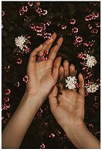 Stampa Avec Tes Mains con Poster in Alta qualità