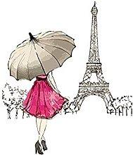 Stampa in Alta qualità - Poster Torre Eiffel