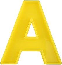 Stampaggio & Casting, Grandi Ornamenti Alfabeto