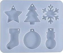 Stampaggio & Casting, Natale Fiocco di Neve