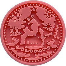 Stampi in resina lucida lucida di Natale