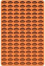 Stampi in silicone a forma di carota per fondente