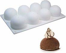 Stampi in silicone a sfera 3D Stampi per dolci
