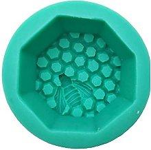 Stampi in silicone da forno, 3D Bee Pattern
