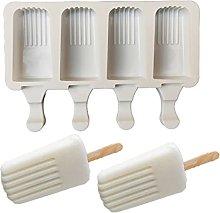 Stampi in silicone da forno, 4 cavità, stampo per