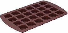 Stampi in Silicone per Cioccolato, 24 Griglie