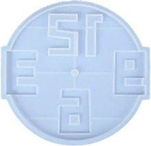 Stampi in silicone per orologio con numeri romani