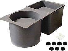 Stampi in silicone per vasi da fiori in cemento,