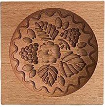 Stampi Per Biscotti In Legno 3D Goffratura Per