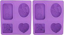 Stampi per sapone in silicone, Stampo da forno in