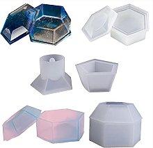 Stampi per scatole in resina per gioielli con