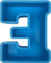 Stampi per torta numerica in silicone con 26