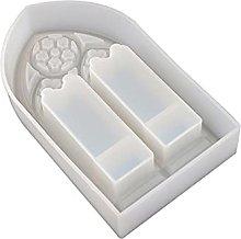 Stampo creativo in resina epossidica per finestra