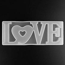 Stampo da forno a forma di lettera inglese, stampo