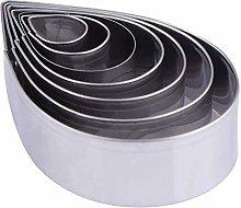 Stampo da forno in acciaio inox stampo da forno