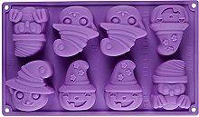 Stampo da forno in silicone di Halloween,