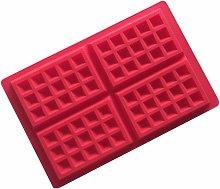 Stampo da forno per waffle, stampo per torte,