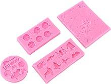 Stampo da forno, set di stampi in silicone