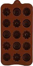 Stampo da forno, stampo in silicone per cioccolato