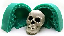 Stampo decorativo in silicone 3D per Halloween con