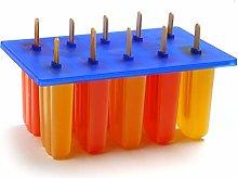 Stampo ghiaccioli Norpro Plastica da 10 Nuovo