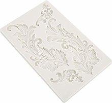 Stampo in rilievo, stampo per fiori in silicone