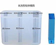 Stampo in silicone 1 pz Stampo in silicone liquido