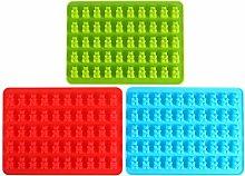 Stampo in silicone, 50 stampi in silicone per