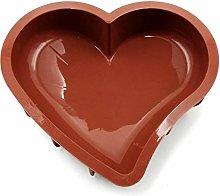 Stampo in silicone a forma di cuore Erre4M,