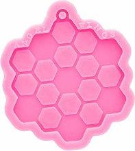 Stampo in silicone a forma di nido d'ape super