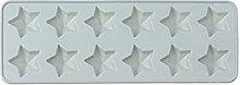 Stampo in silicone a forma di stella a cinque