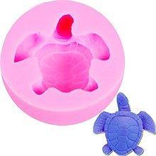 Stampo in silicone a forma di tartaruga marina