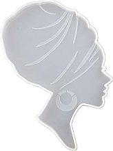 Stampo in silicone a forma di testa umana