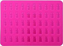 Stampo in silicone antiaderente a forma di orso