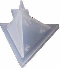 Stampo in silicone con gioco di dadi, stampi per