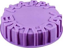 Stampo in silicone da 20,1 cm per torta di buon
