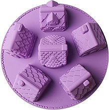 Stampo in silicone di Natale, stampi per torta