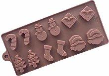 Stampo in silicone fondente per decorare torte e