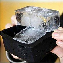 Stampo in silicone Hot Grande del cubo di ghiaccio