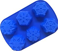 Stampo in silicone in silicone Snowflake Moon