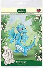 Stampo in silicone Little Dragon per decorazione