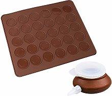 Stampo in silicone Macarons per perfetti macaron