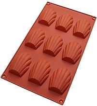 Stampo in silicone Madeleine,Stampi da Forno