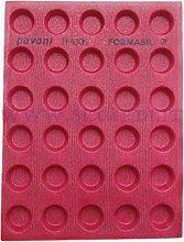 Stampo in silicone microforato Formasil Ø 4 - 30