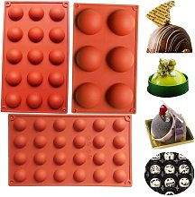 Stampo in silicone per biscotti al cioccolato