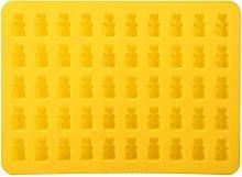Stampo in silicone per cioccolatini, 50 cavità