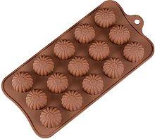 Stampo in silicone per cioccolatini con varie
