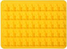 Stampo in silicone per cioccolato, forma di orso